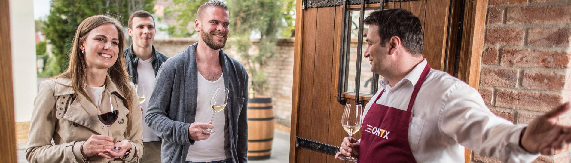 ONYX galerie vín